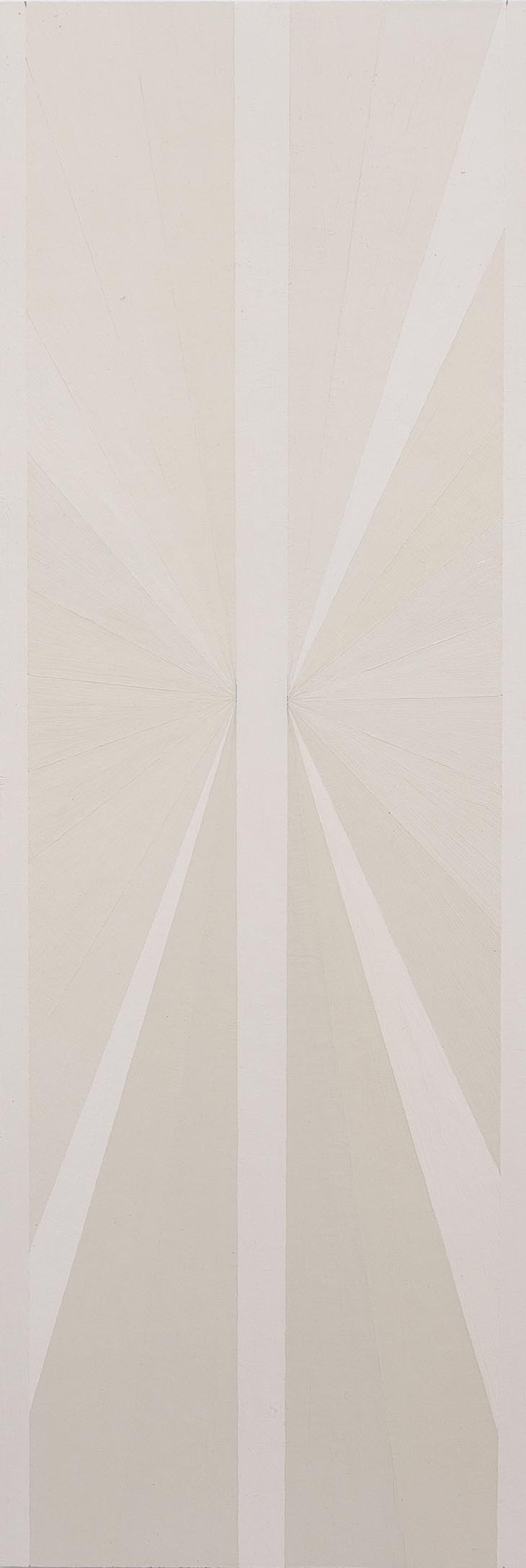 Untitled (White Butterfly)