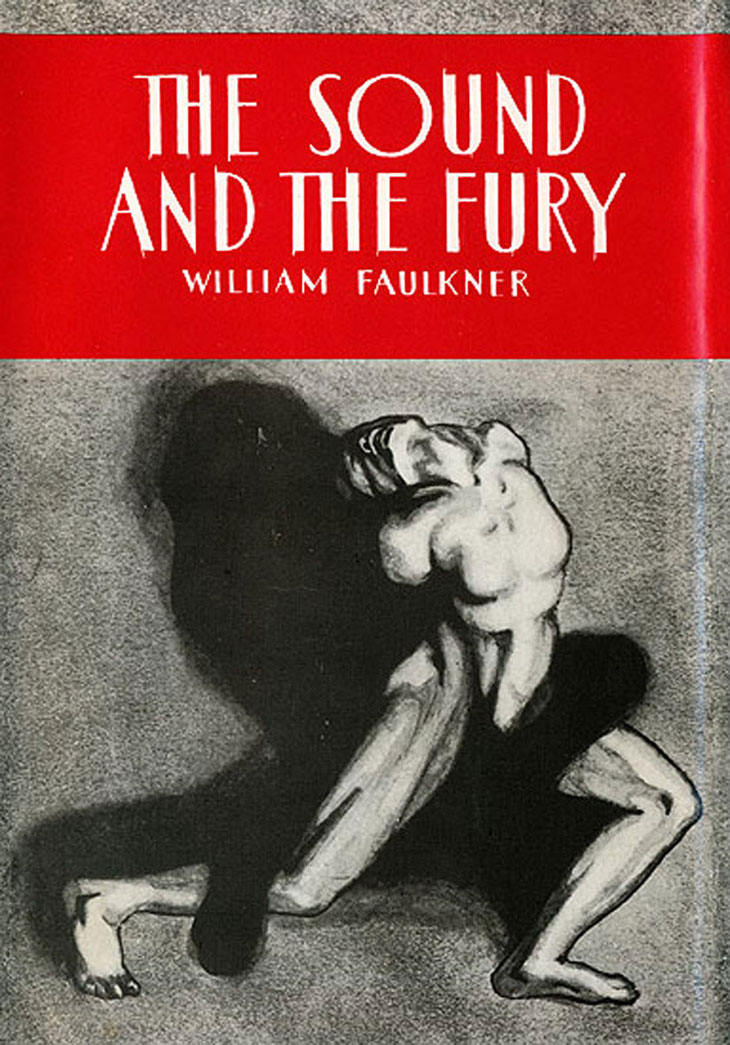 an overview of the novel sound and the fury by william faulkner