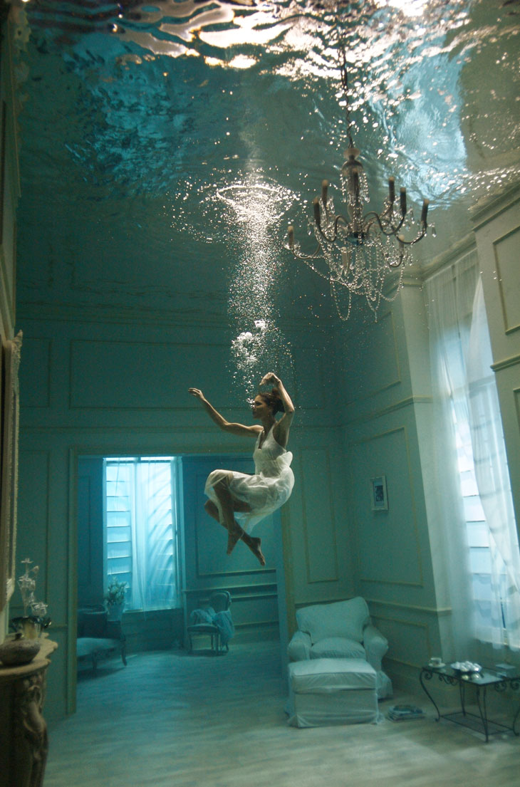 Still from Johnson & Johnson's 'Imagine' Total Hydration body wash TV commercial, HomeCorp.