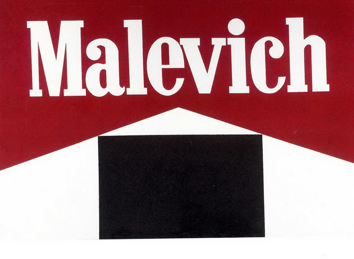 MALEVICH - BLACK SQUARE