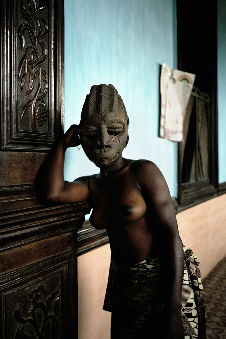 Untitled (Demoiselles de Porto-Novo series)