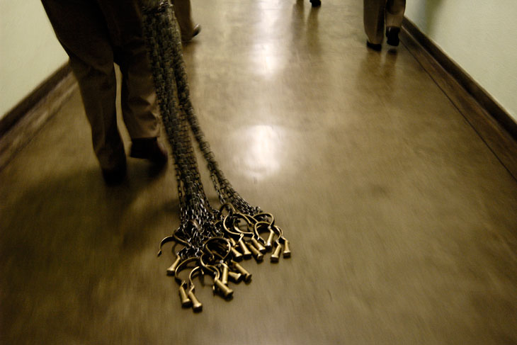 Shackles, Pollsmoor Maximum Security Prison