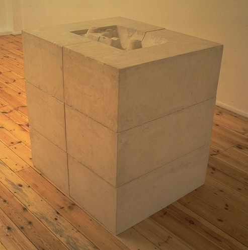 Untitled (Square Sink)