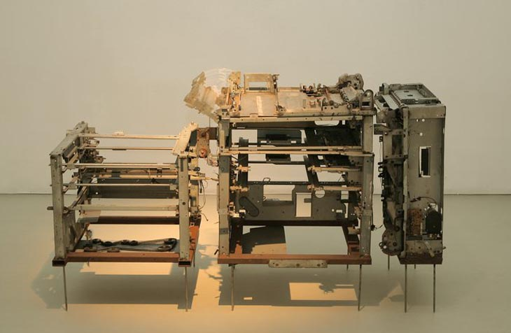 Untitled (Xerox Machine)