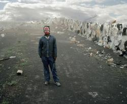 Samuel (Standing), Vaalkoppies (Beaufort West Rubbish Dump)