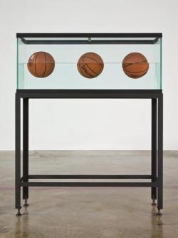 Three Ball Total Equillibrium Tank (Two Spalding Shaq Attaq, One Spalding NBA Tip-Off)