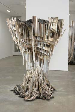 Diana Al-Hadid - Artist's Profile - The Saatchi Gallery