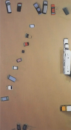 Untitled (Flooded Cars)